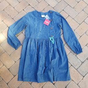Hanna Andersson corduroy dress